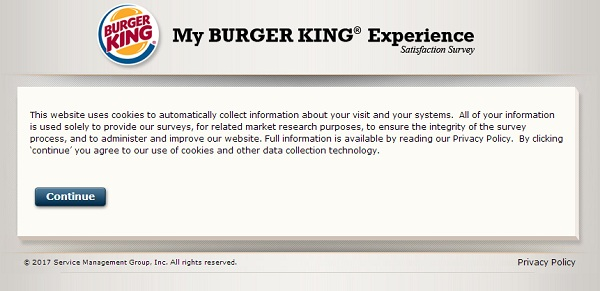 www.bk-feedback-de.com | Get A Free Burger King Drink Or Fries