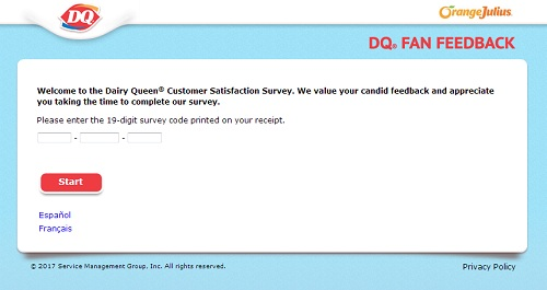 www.dqfansurvey.com