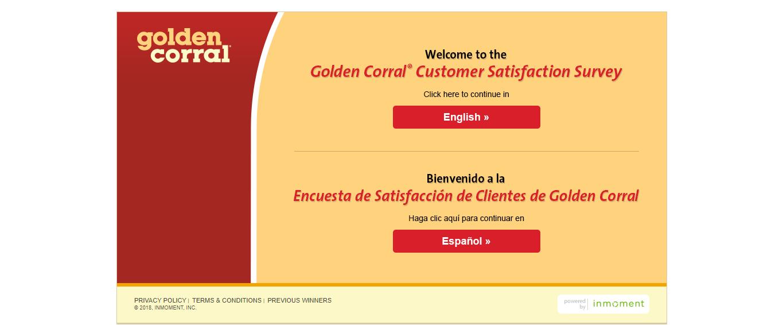 www.GoldenCorral-Listens.com