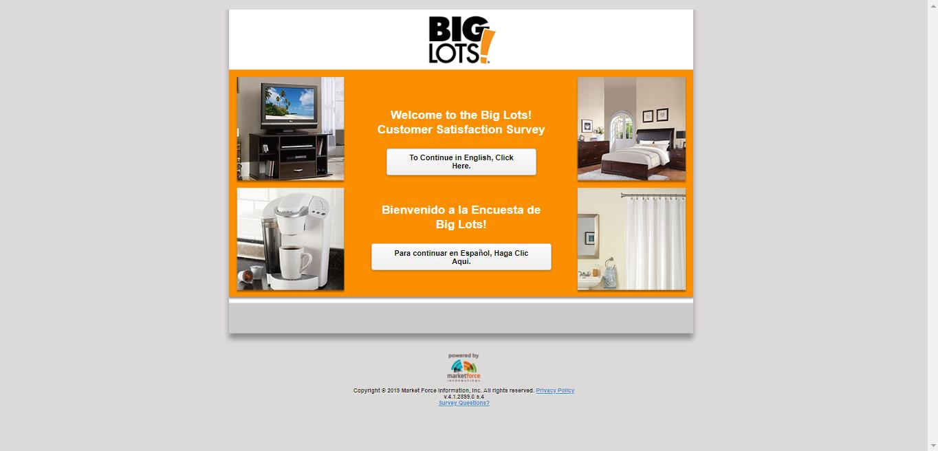 www.BigLotsSurvey.com