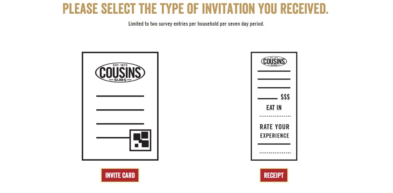 www.cousinssubs.com/guest-survey
