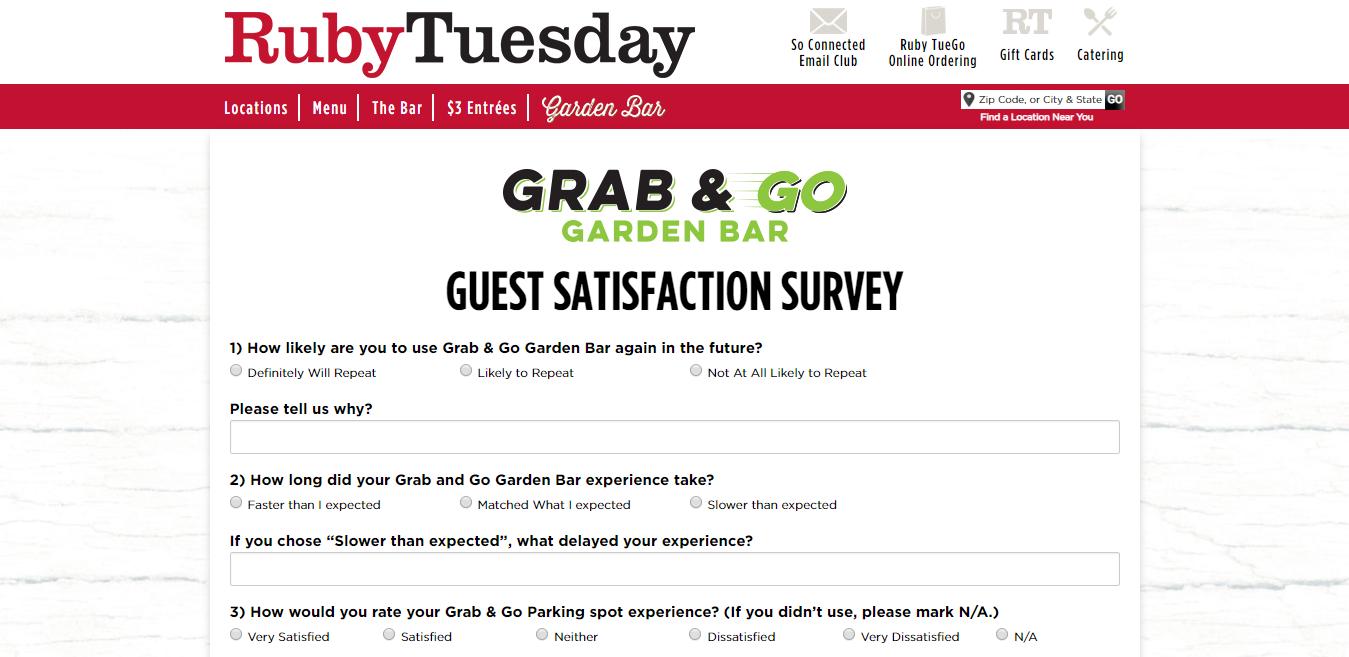 www.rubytuesday.com/survey