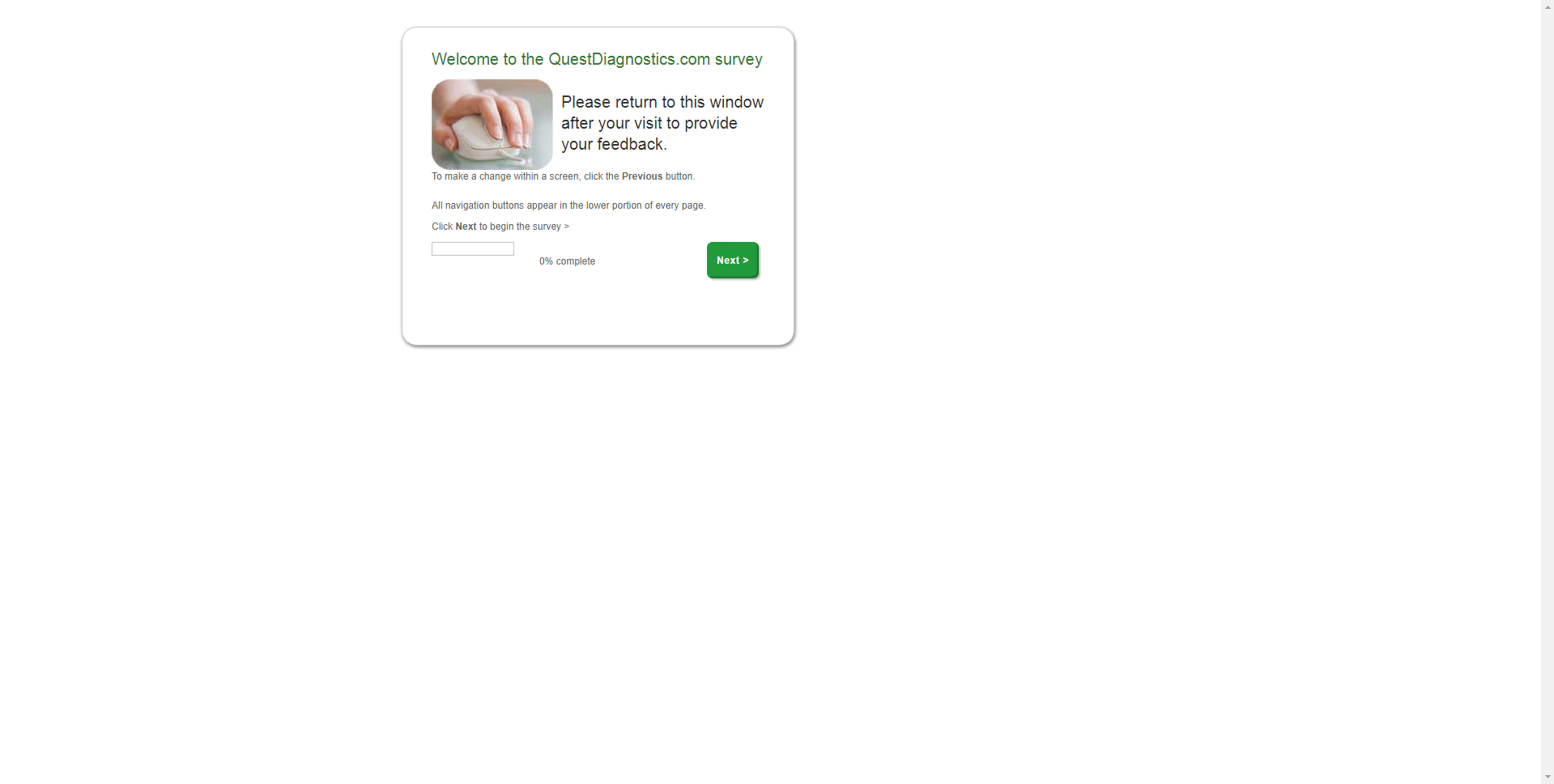 secure.questdiagnostics.com/ViewsFlash/servlet/viewsflash?cmd=page&pollid=popup!user_satisfaction