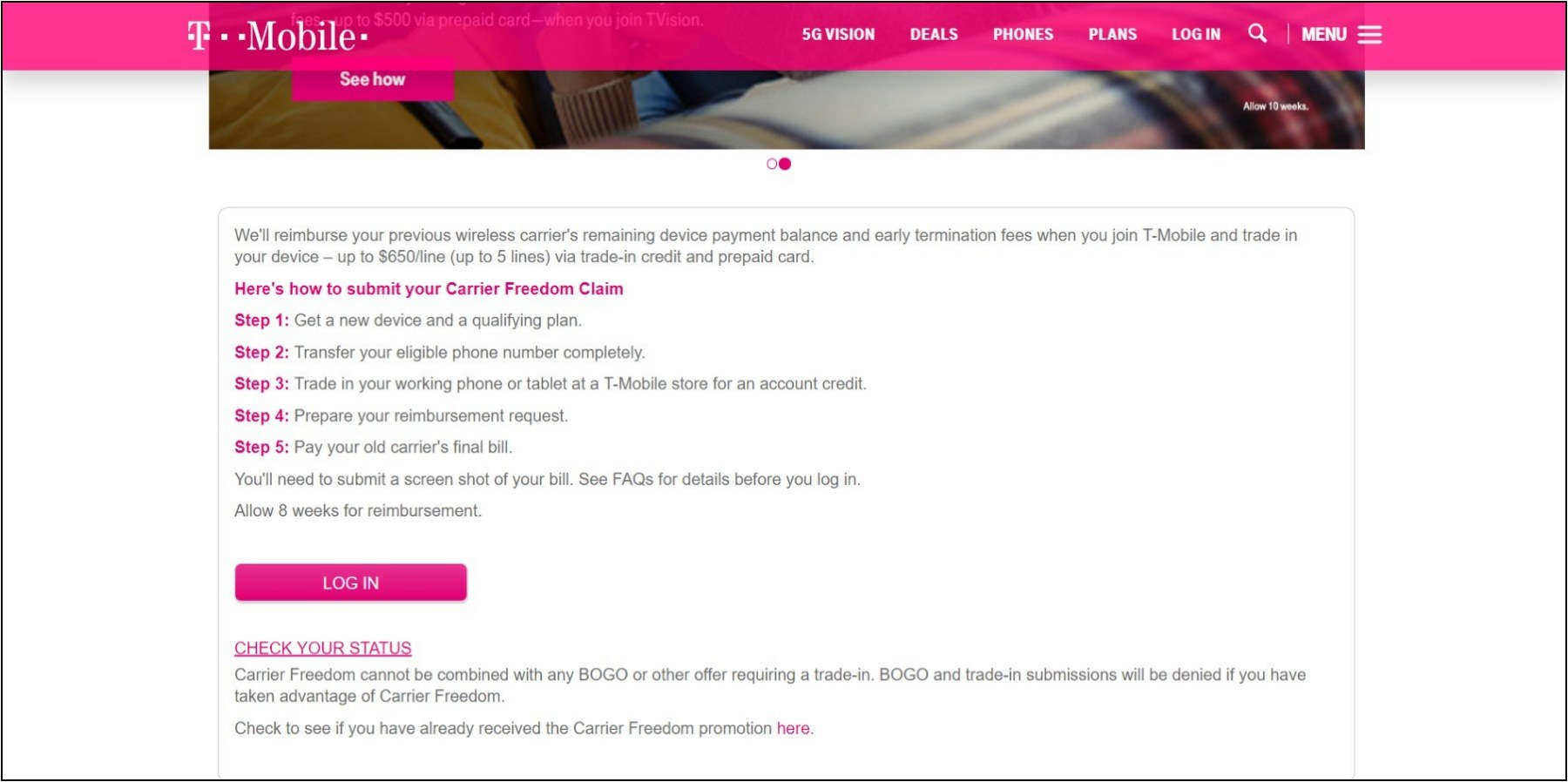 Switch2TMobile – Switch2TMobile com – Carrier Freedom